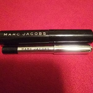 Brand new Marc Jacobs mascara and eyeliner